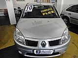 Renault sandero expression hi-flex 1.6 8v 5p - 2010
