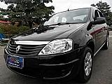 Renault logan authentique hi-flex 1.0 16v 4p - 2011