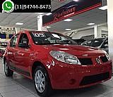 Renault sandero expression hi-flex 1.6 8v 5p - 2009