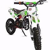 Mini moto cross laminha 49 cc 2 tempos cabral motos 2016