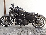 Harley-davidson xl ,  883,  sportester,  bobber,  custom,  chopper - 2014