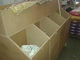 Pet box todo em madeira 6 meses de uso