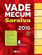 Livro vade mecum saraiva 2016 tradicional 21 edicao
