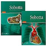 Livro - atlas de anatomia humana - 2 vls sobotta - 22a. ed