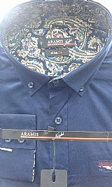 Camisa aramis slim fit exclusiva