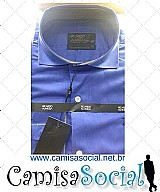 Camisa ricardo almeida - azul