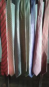 Colecao de gravatas hermes - paris
