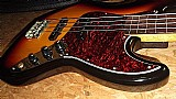 Baixo sx vintage series fretless impecavel