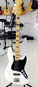 Contra baixo squier by fender modofied vintage jazz bass