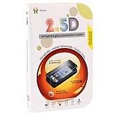 Pelicula iphone 5s 5c blindada vidro temperado