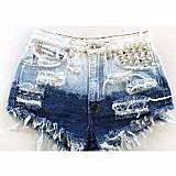 Short jeans customizado