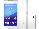 Smartphone sony xperia z3  32gb branco dual chip - 4g cam. 20.7mp   selfie 5mp tela 5.2