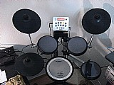 Bateria roland hd-3 v-drums