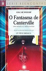 O fantasma de canterville oscar wilde/rubem braga