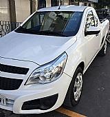 Chevrolet montana ls 1.4,   estado de zero - 2015 ja financiado. nao precisa transferir.