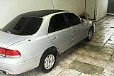 Mazda 626 prata 2004