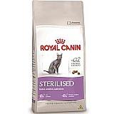 Racao royal canin sterilised 37 para gatos adultos