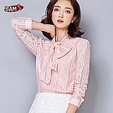 Blusa feminina rose cod. 369