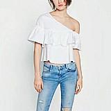 Blusa feminina branca cod. 422