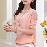 Blusa feminina rosa cod. 499