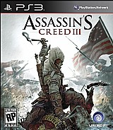 Assassins creed 3 - ps3 - conservado