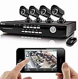 N i t - seguranca pra sua residencia e empresa - kit de cameras de seguranca