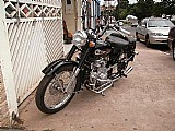 Moto royal ariel ano 1951 antiga