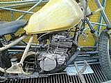Moto antiga - 1981