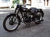 Moto antiga zundapp db201 1951 (z�ndapp,  nao bmw,  nsu,  dkw)
