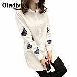 Blusa feminina estampada cod. 638