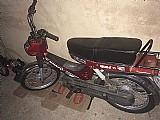 Moto hero puch sport ano 1995 pra colecionador