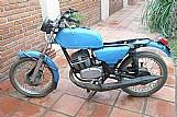 Moto antiga zanella 125cc