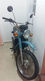 Moto russa 51 cc - 125 cc 1982