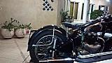 Moto bsa 500cc antiga 1973