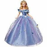 Boneca cinderella barbie luxo colecionavel - mattel
