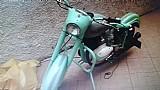 Motocicleta jawa 1951
