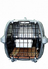 Caixa de transporte plastica atlas deluxe 20