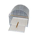 Gaiola papagaio grande duplex epoxi