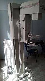 Aparelho de mamografo e processadora