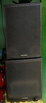 Vendo caixa de som attack - caixas ativas em áudio profissional