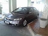 Honda civic lxs automatico - preto - 2010