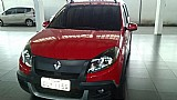 Renault sandero vermelho 2013/2014 - 2014