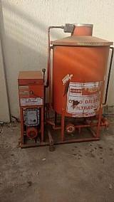 Filtro para bomba de abastecimento de oleo diesel