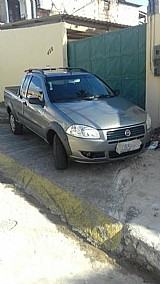 Fiat strada 2010 completa - 2010