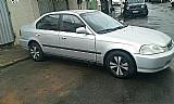 Honda civic prata 1998 1998