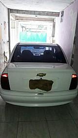 Corsa sedan branco 99 - 1999