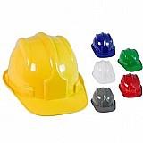 Protecao de obra epi capacete selo inmetro frete gratis