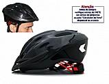 Capacete ciclismo ajustavel impacto free flash protecao bike