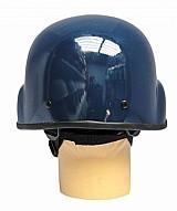 Capacete tatico - m88 - paintball airsoft - azul brilhante