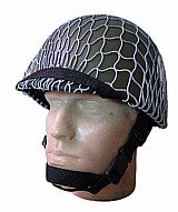 Capacete band of brothers - modelo exclusivo - frete gratis
